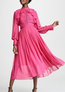Self Portrait Midi Dress