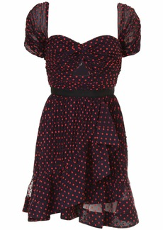 Self Portrait self-portrait Polka Dots Dress