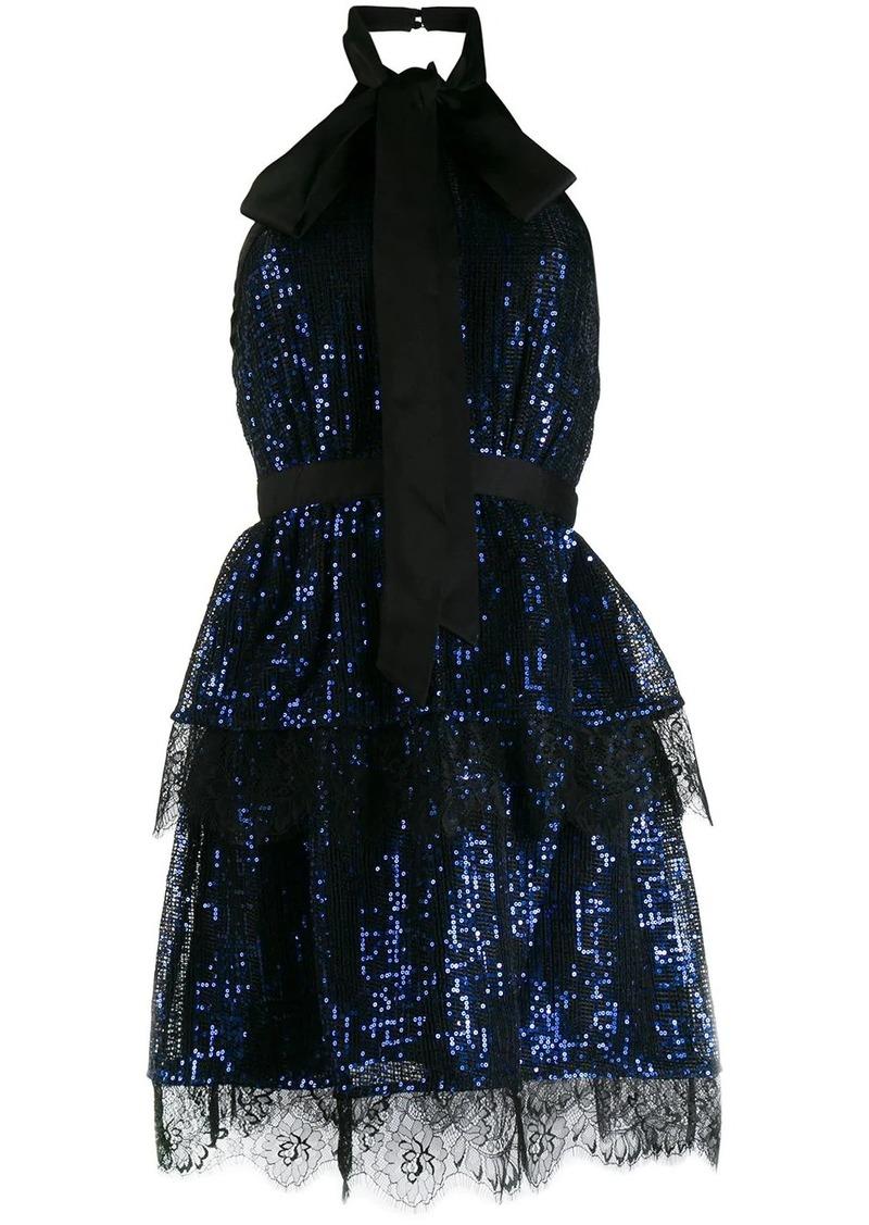 Self Portrait sequin dress