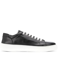 Sergio Rossi Addict lace-up plimsolls