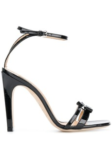 Sergio Rossi bow detail sandals