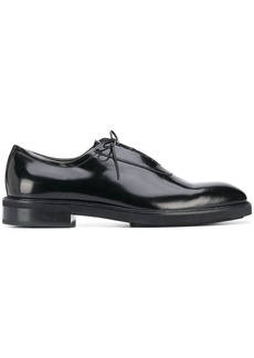 Sergio Rossi Elegance patent oxford shoes