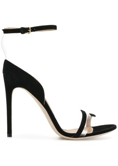 Sergio Rossi heeled open-toe sandals