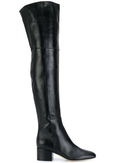 Sergio Rossi knee length boots