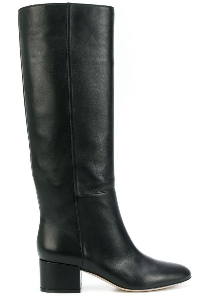 Sergio Rossi mid-calf length boots
