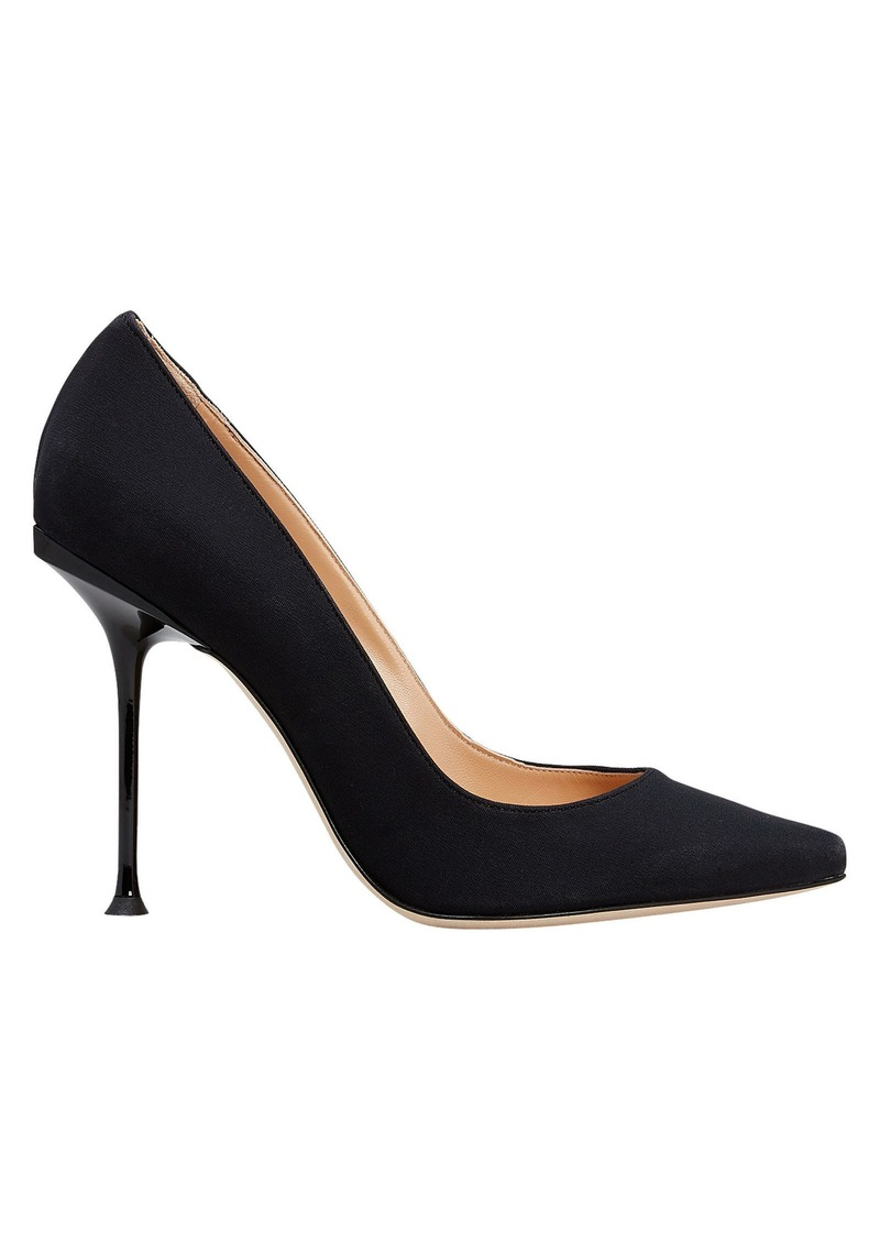 Milano Pointed Pumps