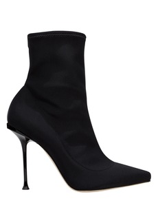 Sergio Rossi Milano Stretch Booties