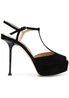 Sergio Rossi platform stiletto sandals
