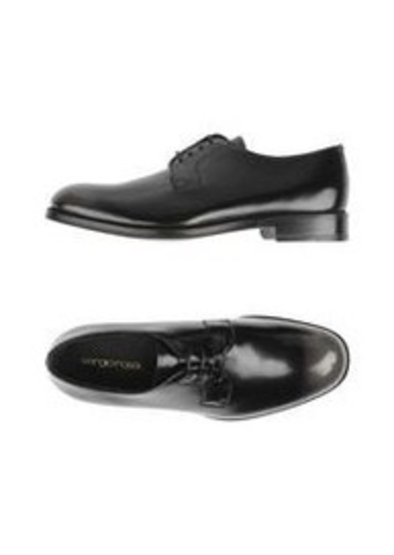 sergio rossi sergio rossi laced shoes shoes shop it to me. Black Bedroom Furniture Sets. Home Design Ideas