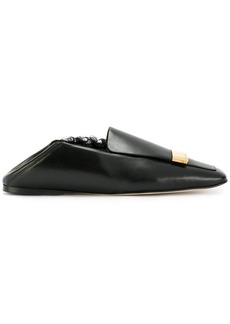 Sergio Rossi Agnell loafers - Black