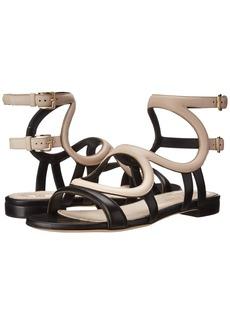 Sergio Rossi Arabesque Flat Sandal