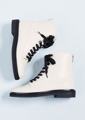 Sergio Rossi Camilla Combat Boots