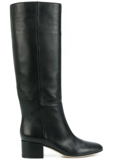 Sergio Rossi mid-calf length boots