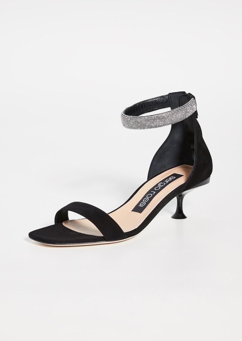 Sergio Rossi Milano Sandals