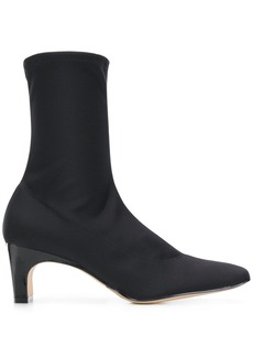 Sergio Rossi Milano sock boots - Black