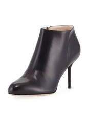 Sergio Rossi Smooth Leather High Bootie