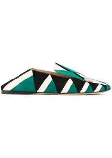 Sergio Rossi sr1 loafers - Multicolour