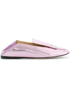 Sergio Rossi SR1 loafers - Pink & Purple