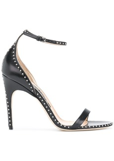 Sergio Rossi studded slingback sandals