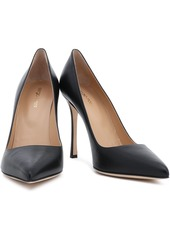 Sergio Rossi Woman Leather Pumps Black
