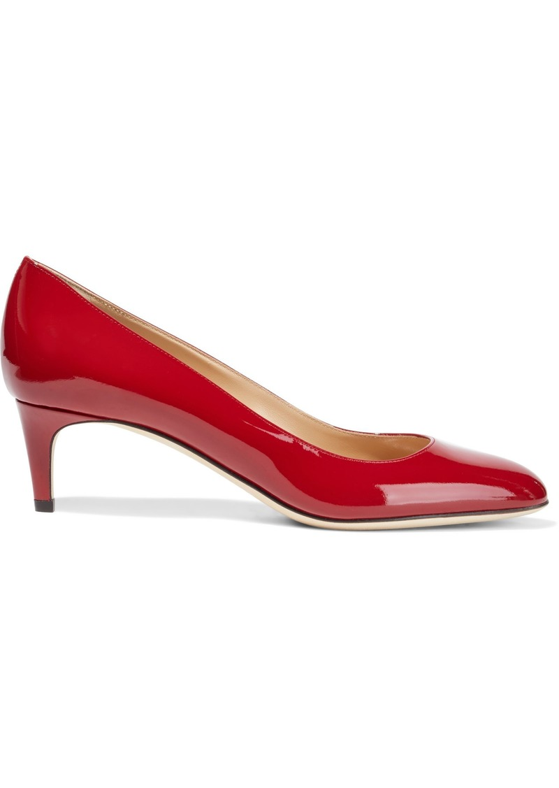 Sergio Rossi Woman Madame Patent-leather Pumps Red