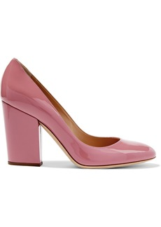 Sergio Rossi Woman Patent-leather Pumps Antique Rose
