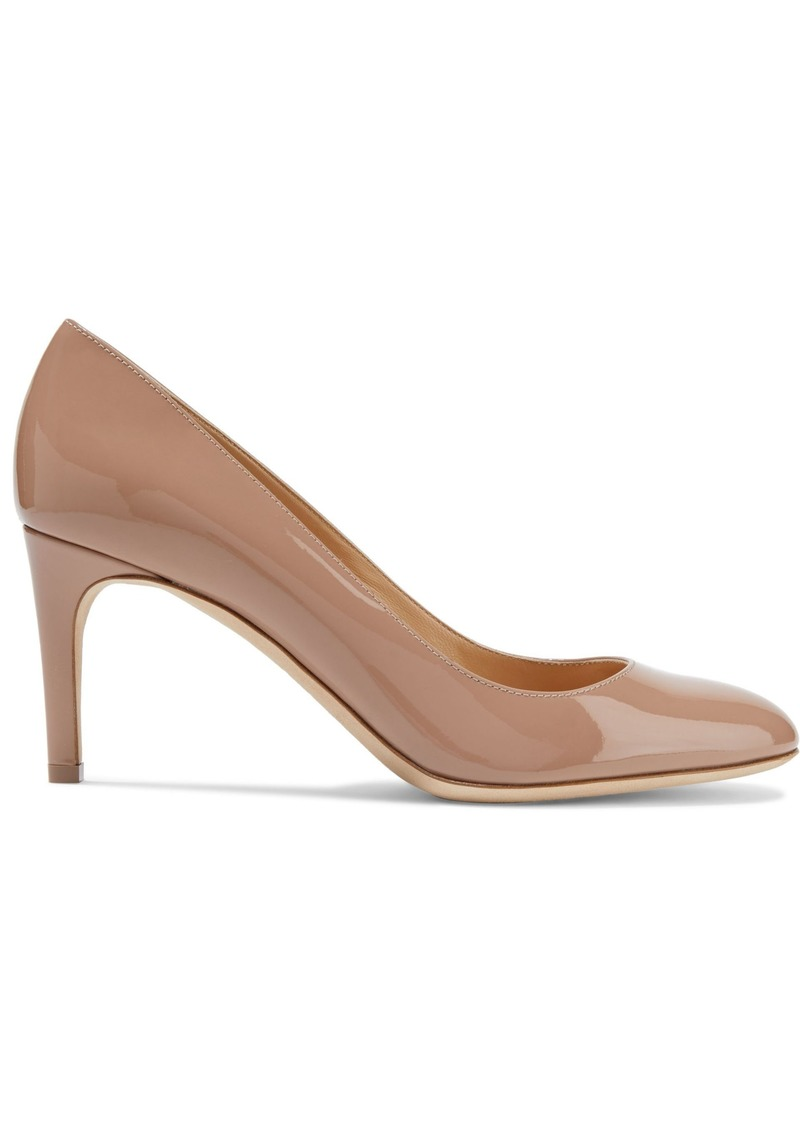 Sergio Rossi Woman Patent-leather Pumps Neutral