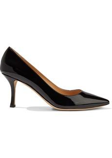 Sergio Rossi Woman Patent-leather Pumps Black