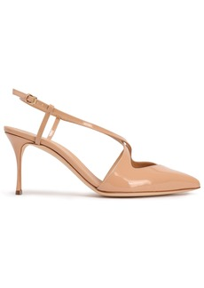 Sergio Rossi Woman Patent-leather Pumps Blush