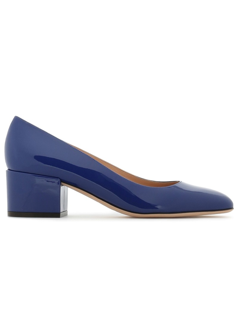 Sergio Rossi Woman Patent-leather Pumps Cobalt Blue