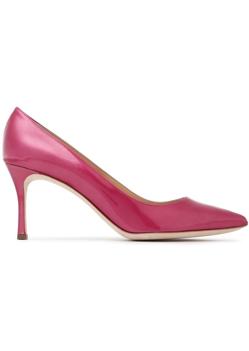 Sergio Rossi Woman Patent-leather Pumps Magenta