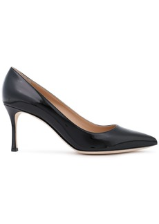 Sergio Rossi Woman Patent-leather Pumps Black