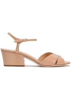Sergio Rossi Woman Patent-leather Sandals Blush