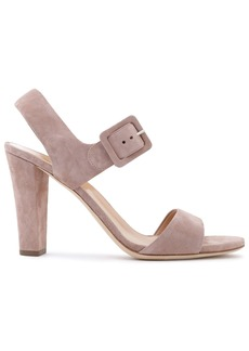 Sergio Rossi Woman Suede Sandals Blush