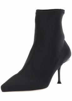 Sergio Rossi Women's Sally Fashion Boot Black 40 Medium EU (366 US)