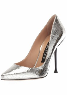 Sergio Rossi Women's Sally Pump  39 Medium EU (3 US)