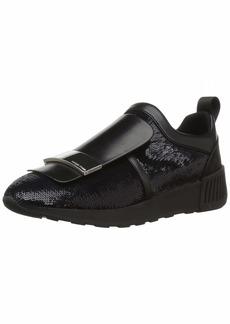 Sergio Rossi Women's SR RUNNING Shoe black 40 Medium EU (3 US)