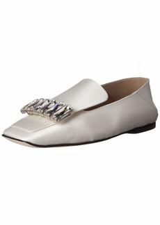 Sergio Rossi Women's SR1 Shoe white 3 Medium EU (3 US)