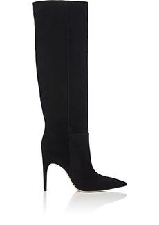 Sergio Rossi Women's Suede Knee Boots