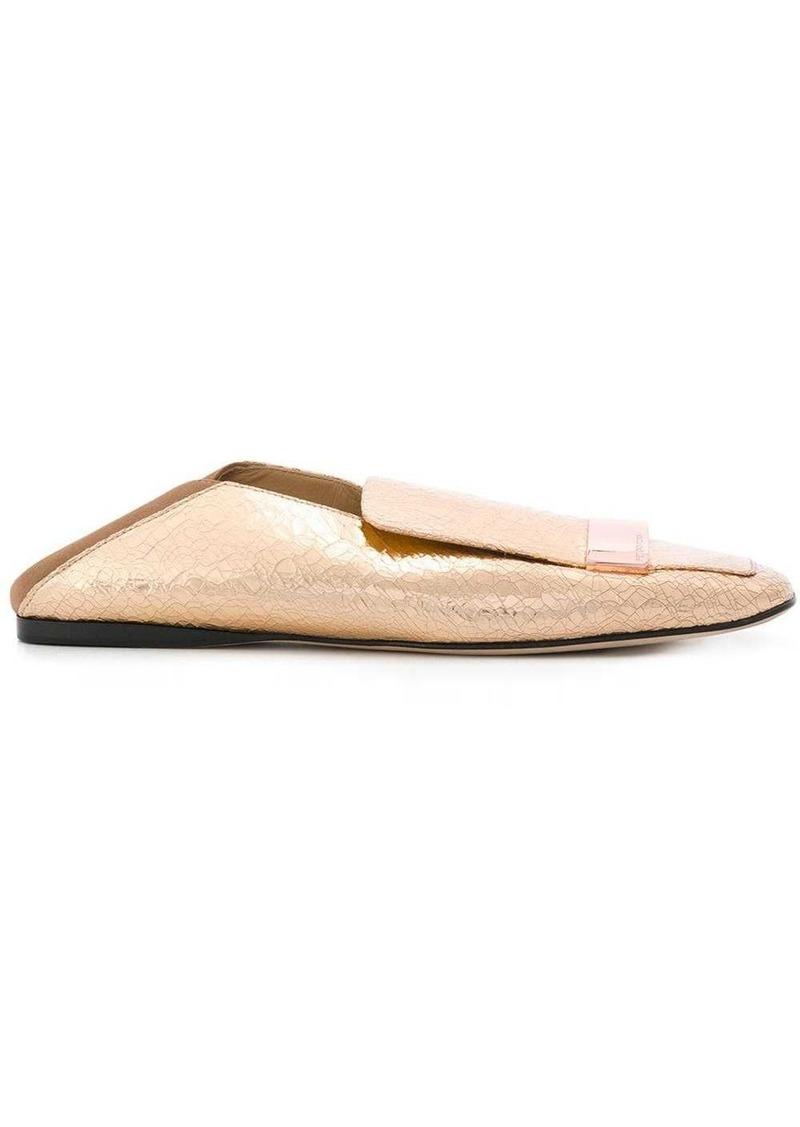 Sergio Rossi sr1 slippers
