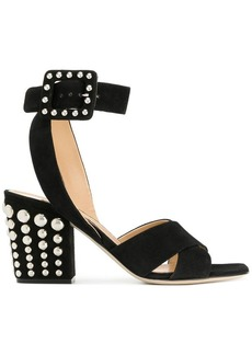 Sergio Rossi sr1 studded sandals