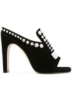Sergio Rossi studded sandals