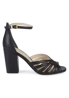 Seychelles Ankle-Strap Leather Sandals