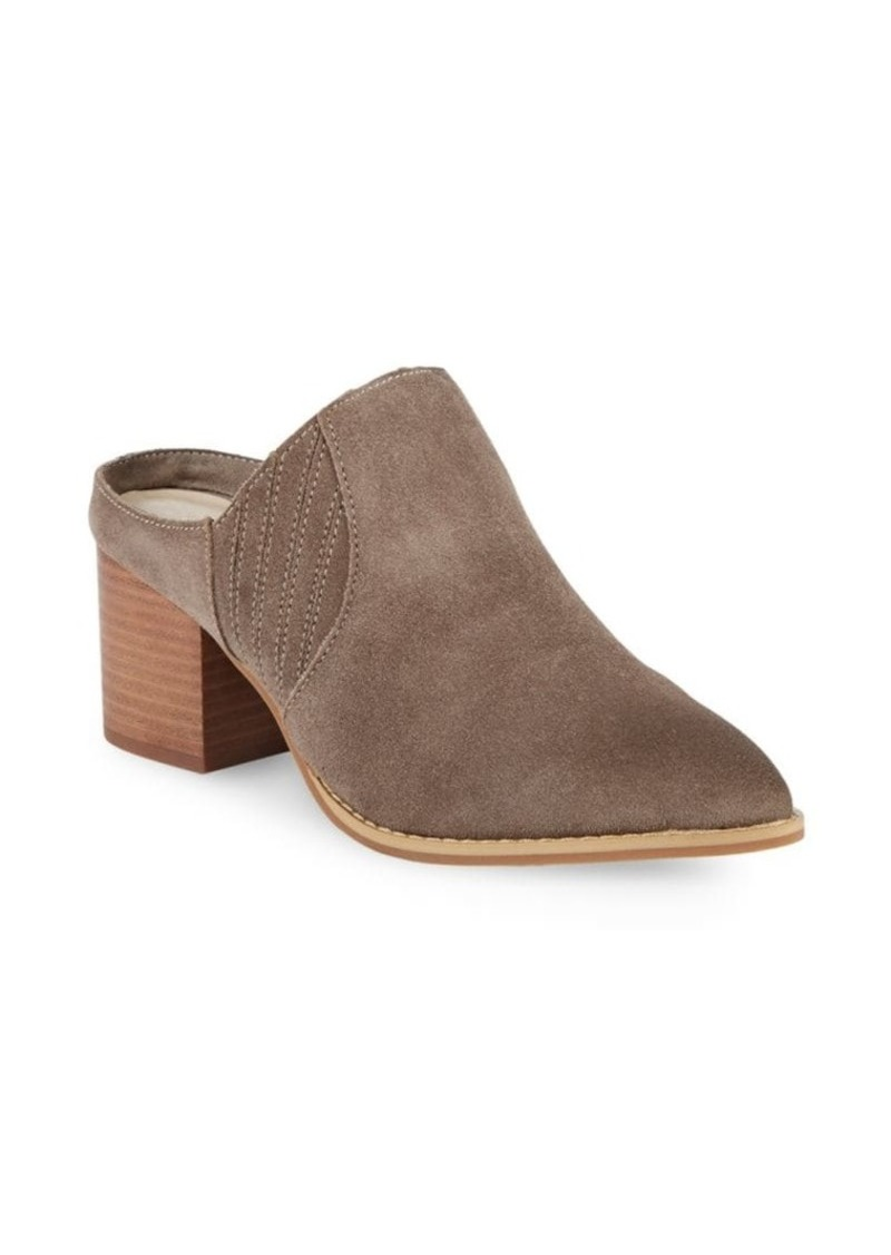 Seychelles Dialogue Suede Mules