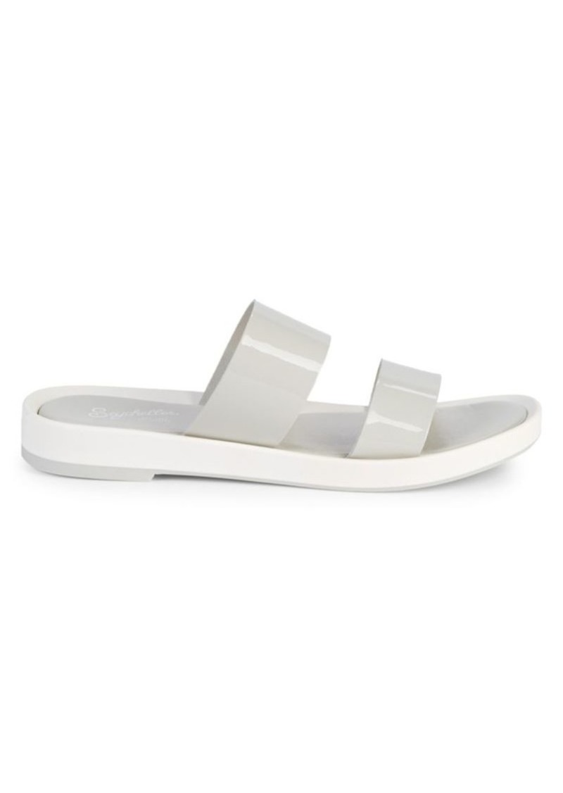 Seychelles Keep Still Patent Leather Slides