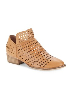 Seychelles Loop Chopout Perforated Leather Booties