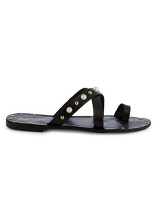 Seychelles Much Needed Break Leather Slides