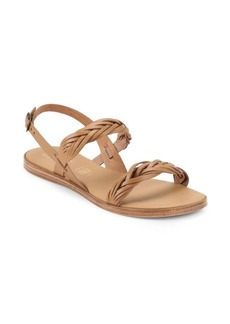 Seychelles Amelie Leather Braided Sandals
