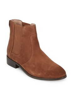 Seychelles Beatrix Almond Toe Leather Booties