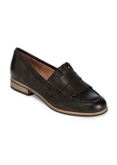 Seychelles Bevy Leather Slip-On Penny Loafers